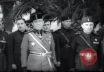 Image of Italian celebration of Spanish Day Tangier Morocco, 1938, second 2 stock footage video 65675031069