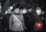 Image of Italian celebration of Spanish Day Tangier Morocco, 1938, second 3 stock footage video 65675031069