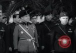 Image of Italian celebration of Spanish Day Tangier Morocco, 1938, second 7 stock footage video 65675031069