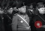 Image of Italian celebration of Spanish Day Tangier Morocco, 1938, second 8 stock footage video 65675031069