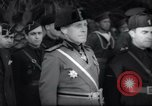 Image of Italian celebration of Spanish Day Tangier Morocco, 1938, second 9 stock footage video 65675031069