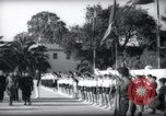 Image of Italian celebration of Spanish Day Tangier Morocco, 1938, second 14 stock footage video 65675031069