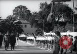 Image of Italian celebration of Spanish Day Tangier Morocco, 1938, second 15 stock footage video 65675031069