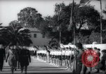 Image of Italian celebration of Spanish Day Tangier Morocco, 1938, second 18 stock footage video 65675031069