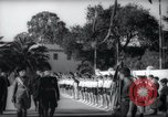 Image of Italian celebration of Spanish Day Tangier Morocco, 1938, second 20 stock footage video 65675031069