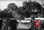 Image of Italian celebration of Spanish Day Tangier Morocco, 1938, second 21 stock footage video 65675031069