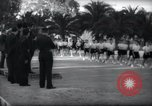 Image of Italian celebration of Spanish Day Tangier Morocco, 1938, second 22 stock footage video 65675031069