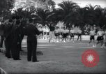 Image of Italian celebration of Spanish Day Tangier Morocco, 1938, second 26 stock footage video 65675031069