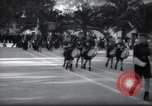 Image of Italian celebration of Spanish Day Tangier Morocco, 1938, second 32 stock footage video 65675031069