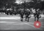 Image of Italian celebration of Spanish Day Tangier Morocco, 1938, second 33 stock footage video 65675031069