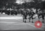 Image of Italian celebration of Spanish Day Tangier Morocco, 1938, second 34 stock footage video 65675031069