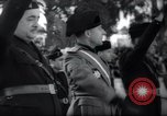 Image of Italian celebration of Spanish Day Tangier Morocco, 1938, second 41 stock footage video 65675031069