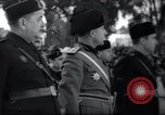 Image of Italian celebration of Spanish Day Tangier Morocco, 1938, second 42 stock footage video 65675031069