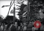 Image of Italian celebration of Spanish Day Tangier Morocco, 1938, second 46 stock footage video 65675031069
