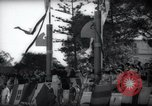 Image of Italian celebration of Spanish Day Tangier Morocco, 1938, second 47 stock footage video 65675031069