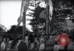 Image of Italian celebration of Spanish Day Tangier Morocco, 1938, second 49 stock footage video 65675031069
