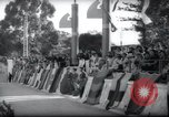Image of Italian celebration of Spanish Day Tangier Morocco, 1938, second 51 stock footage video 65675031069