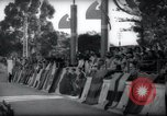 Image of Italian celebration of Spanish Day Tangier Morocco, 1938, second 53 stock footage video 65675031069