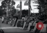 Image of Italian celebration of Spanish Day Tangier Morocco, 1938, second 55 stock footage video 65675031069