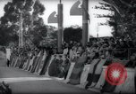 Image of Italian celebration of Spanish Day Tangier Morocco, 1938, second 58 stock footage video 65675031069