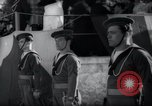 Image of Italian celebration of Spanish Day Tangier Morocco, 1938, second 61 stock footage video 65675031069