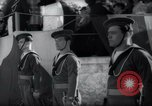 Image of Italian celebration of Spanish Day Tangier Morocco, 1938, second 62 stock footage video 65675031069