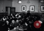 Image of Jewish Temporary Shelter early World War 2 London England United Kingdom, 1938, second 25 stock footage video 65675031073