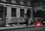Image of Jews Temporary Shelter London England United Kingdom, 1938, second 30 stock footage video 65675031075
