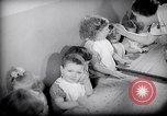 Image of Jewish Society nursery Paris France, 1938, second 5 stock footage video 65675031078