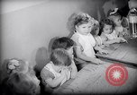 Image of Jewish Society nursery Paris France, 1938, second 8 stock footage video 65675031078