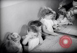 Image of Jewish Society nursery Paris France, 1938, second 9 stock footage video 65675031078