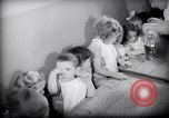 Image of Jewish Society nursery Paris France, 1938, second 10 stock footage video 65675031078