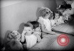Image of Jewish Society nursery Paris France, 1938, second 11 stock footage video 65675031078