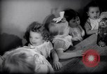 Image of Jewish Society nursery Paris France, 1938, second 14 stock footage video 65675031078