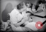 Image of Jewish Society nursery Paris France, 1938, second 19 stock footage video 65675031078