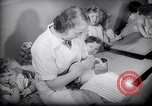 Image of Jewish Society nursery Paris France, 1938, second 21 stock footage video 65675031078