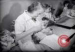 Image of Jewish Society nursery Paris France, 1938, second 26 stock footage video 65675031078
