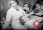 Image of Jewish Society nursery Paris France, 1938, second 27 stock footage video 65675031078
