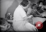 Image of Jewish Society nursery Paris France, 1938, second 31 stock footage video 65675031078