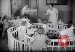 Image of Jewish Society nursery Paris France, 1938, second 32 stock footage video 65675031078