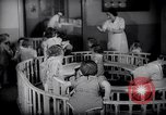 Image of Jewish Society nursery Paris France, 1938, second 33 stock footage video 65675031078