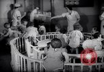 Image of Jewish Society nursery Paris France, 1938, second 36 stock footage video 65675031078