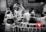 Image of Jewish Society nursery Paris France, 1938, second 45 stock footage video 65675031078