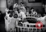 Image of Jewish Society nursery Paris France, 1938, second 47 stock footage video 65675031078