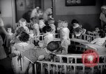 Image of Jewish Society nursery Paris France, 1938, second 55 stock footage video 65675031078