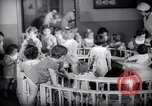 Image of Jewish Society nursery Paris France, 1938, second 58 stock footage video 65675031078