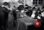 Image of Jewish refugees learn sewing Paris France, 1938, second 6 stock footage video 65675031081