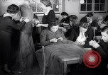 Image of Jewish refugees learn sewing Paris France, 1938, second 7 stock footage video 65675031081