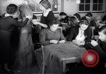 Image of Jewish refugees learn sewing Paris France, 1938, second 13 stock footage video 65675031081