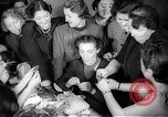 Image of Jewish refugees learn sewing Paris France, 1938, second 22 stock footage video 65675031081